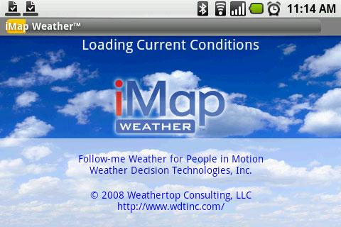 iMap Weather