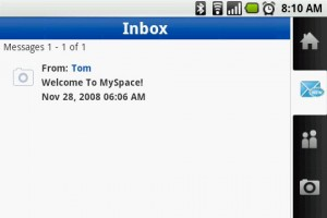 MySpace Messages