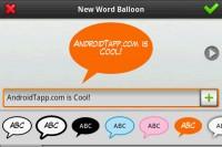 PicSay Balloon Effects