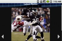Pro Football Live - Photo Detail