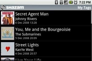 Shazam My Tags