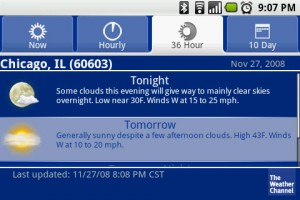 The Weather Channel 36 Hour