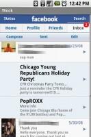 fBook Inbox