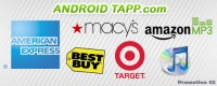AndroidTapp.com American Express Gift Cards Giveaway