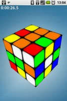 New Gube 3D Rubik's Cube Screenshot