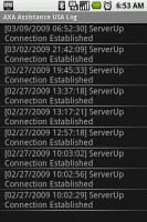 ServeUp Log