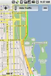 TeleNav GPS Navigator Maps