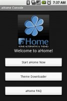 aHome Console