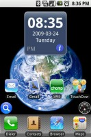 aHome iPhone Theme