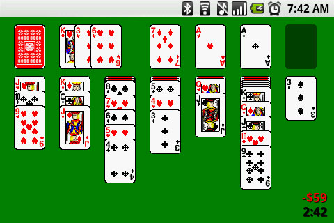 Solitaire Free Game Play