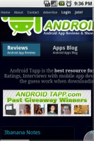 Steel Android Web Browser AndroidTapp.com Website