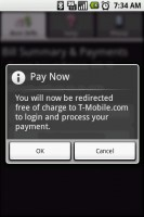 T-Mobile My Account Pay Now