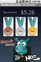 TippoBilloSplitamus Bronze Medal Tip