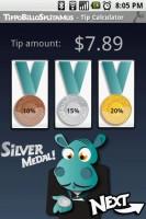TippoBilloSplitamus Silver Metal Tip