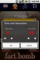 droidFart Fart Bomb Timer