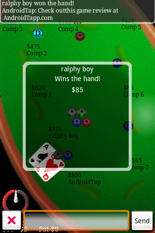 Free texas holdem android app