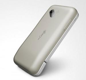T-Mobile G1 in White Backside