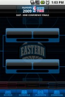 NBA Game Time East Semi-Conference Finals Bracket