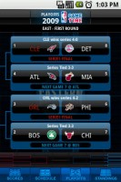 NBA Game Time First Round Playoffs - East