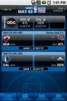 NBA Game Time Quick Link to Tomorrow