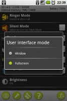 Useful Switchers Toggle User Interface Settings