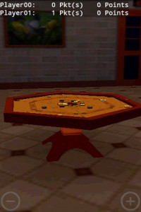 Carrom 3D Rotate Carrom 3D Table