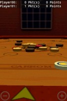 Carrom 3D Zoom in 3D Table