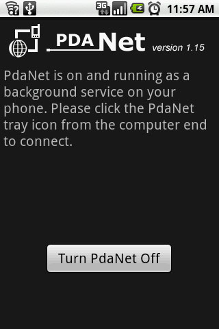PdaNet for Android