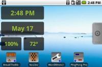 Simple Widget Pack Landscape Mode