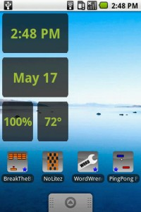 Simple Widget Pack Screenshot 2