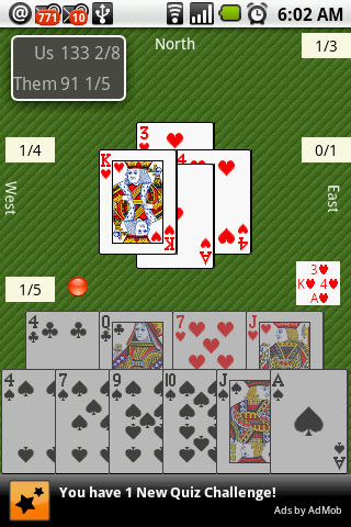 Spades for Android