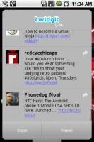 Twidgit Lite Expanded Tweets