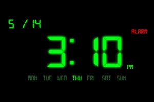 Kaloer Clock Screenshot