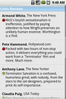 Movies by Flixster Critic Reviews