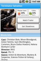 Movies by Flixster Movie Detail