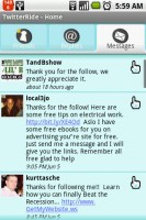 TwitterRide Direct Replies (Well... Auto Direct Replies)