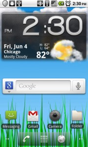 Beautiful Widgets Home Screen