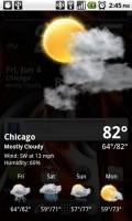 Beautiful Widgets Weather Animation