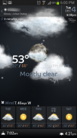 Beautiful Widgets Weather Forecasts and Animations