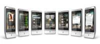 HTC Hero Views