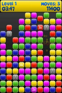 Puzzle Blox Hard Level