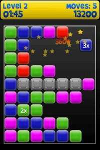 Puzzle Blox Medium Level