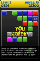Puzzle Blox You Failed