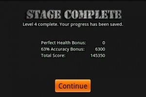 Defender of Sling City Stage Complete