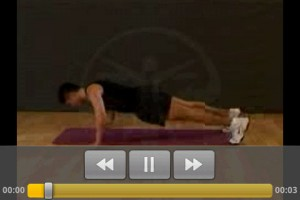 FitSync Excercise Demo Video Snippet