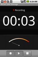 OI Shopping Voice Recording via Extension OI Voice Note