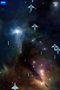 Space War in Game Play 4