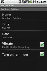 Voice It Voice Note Details