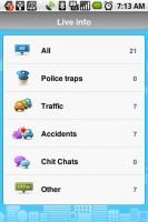 Waze Report Event