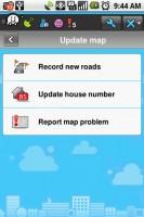 Waze Update Map